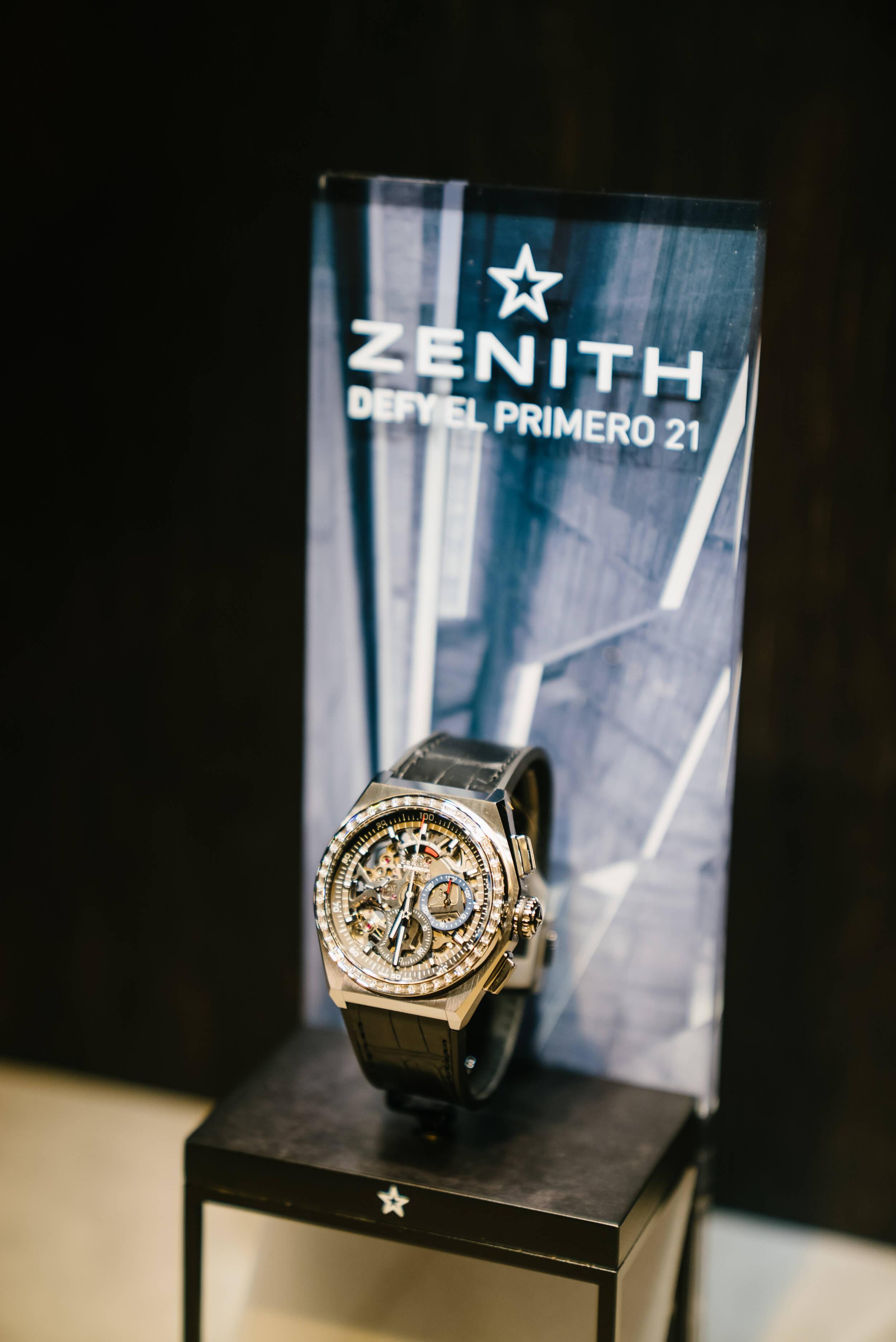 Zenith Vendôme Edition Spéciale Vendôme