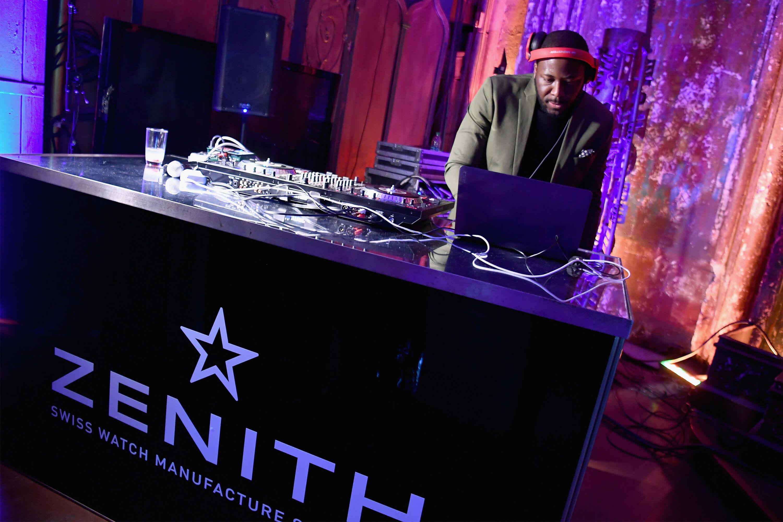 ZENITH - DJ Runna - Getty Images