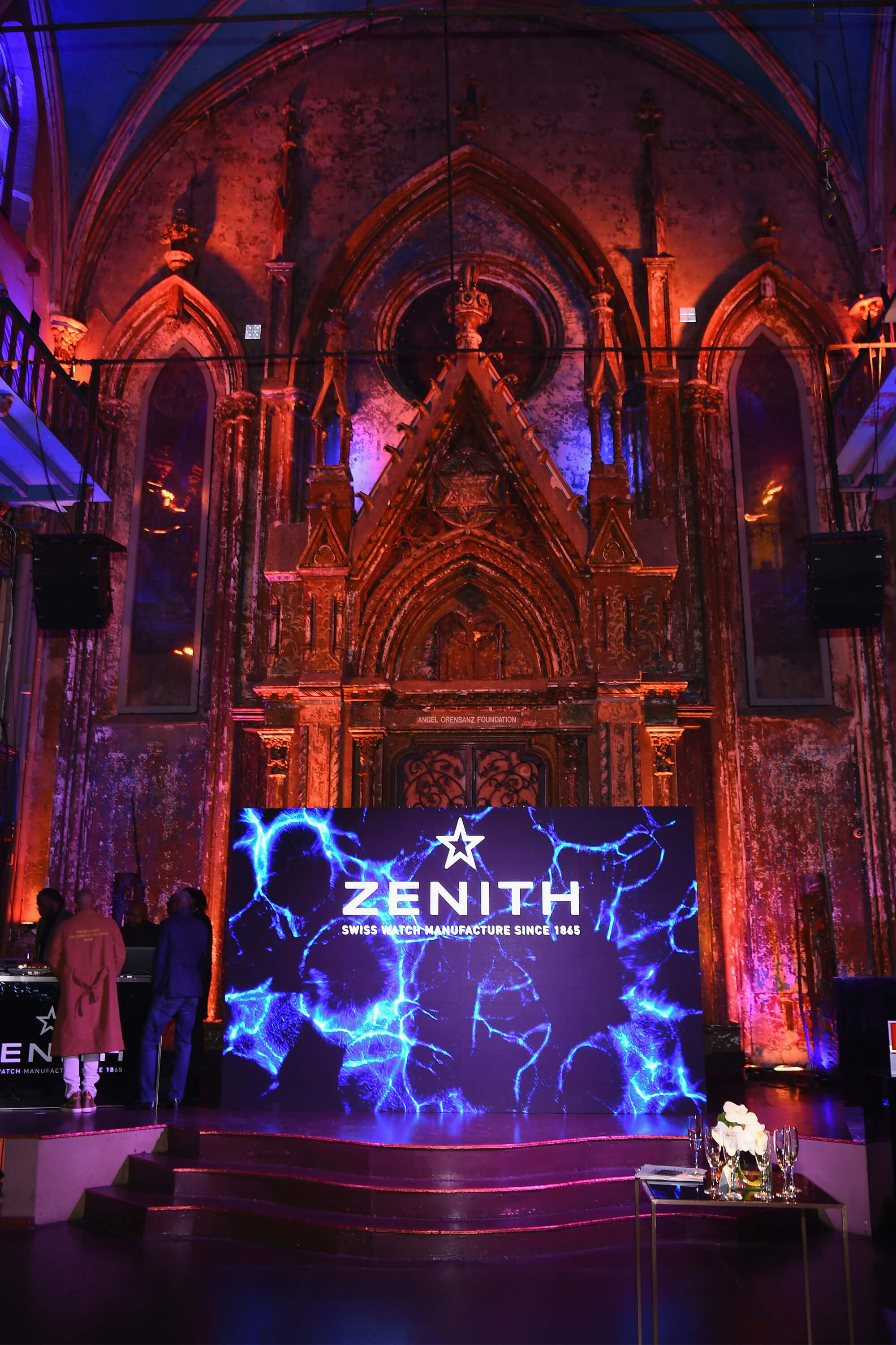ZENITH - Event place - Getty Images