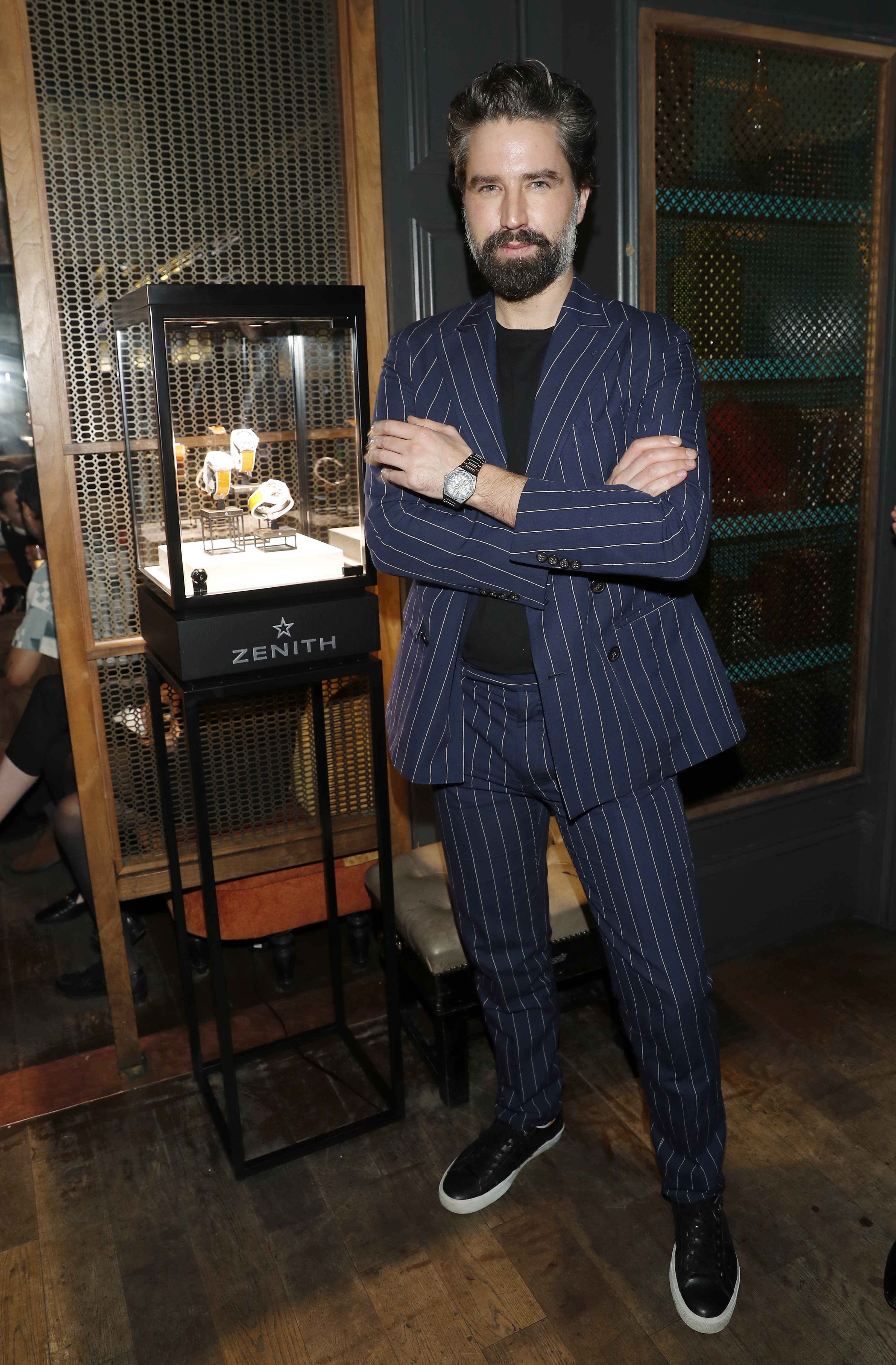 Zenith Watches And Swizz Beatz Host A Party At The Scotch Nightclub To Celebrate The Defy Collection