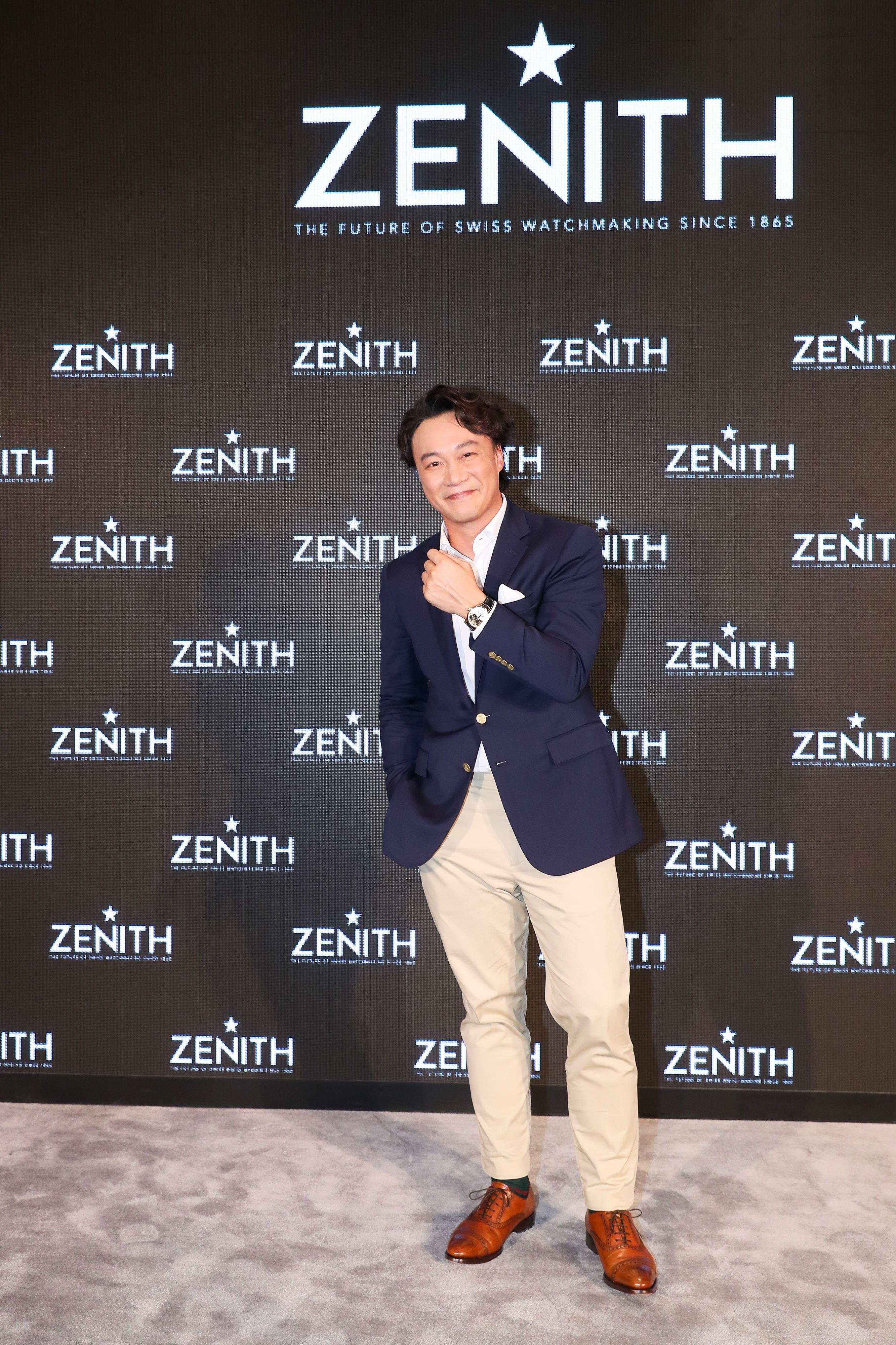 Zenith_boutique opening Zhengzhou (14)