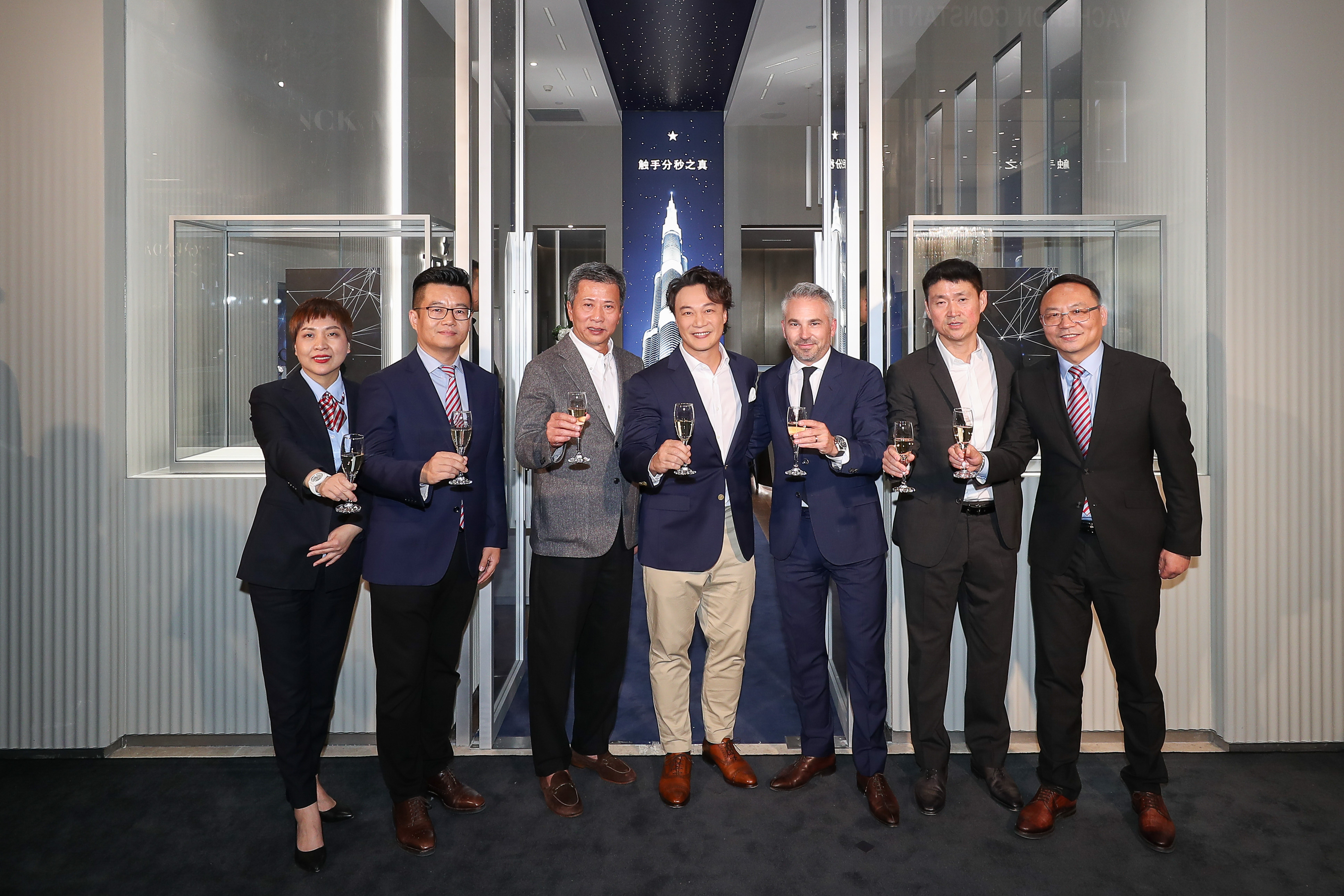 Zenith_boutique opening Zhengzhou (2)