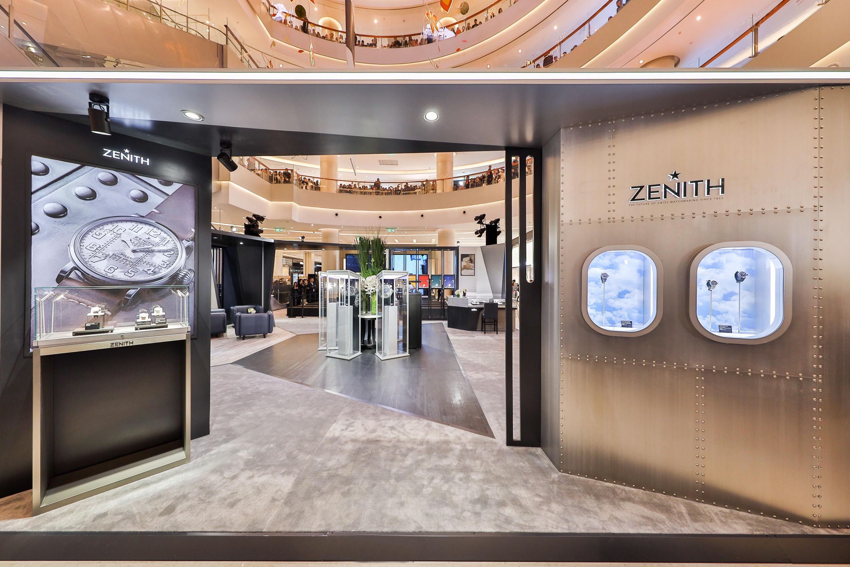 Zenith_boutique opening Zhengzhou (3)