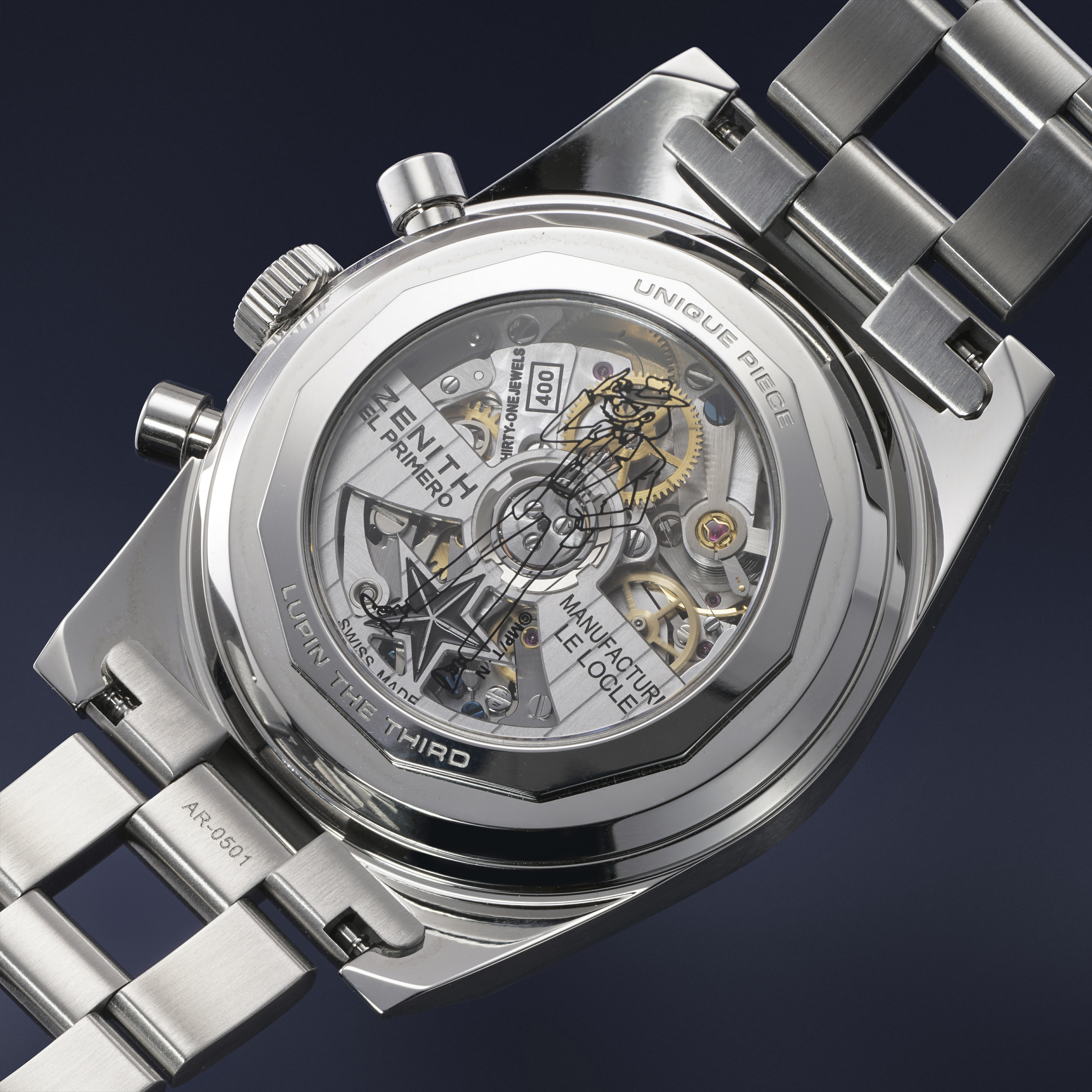 ZENITH_LUPIN THE THIRD ONE OFF_CASEBACK